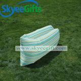 標準的な屋外の屋内かカスタムロゴの空気膨脹可能なたまり場のソファー