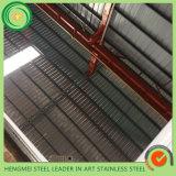 構築のための430 Baミラーのステンレス鋼シート