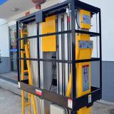 Doppelmast-Luftarbeit-Plattform für maximale Höhe 10m