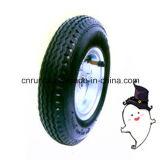 8 인치 - 고품질 고무 바퀴