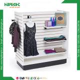 Le MDF en bois présentoir Boutique de vêtements les raccords de rack