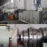 Tubo de PE extrusora con la certificación CE