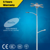 80W LED Solar Street Lights met 12V 30ah Lithium Battery
