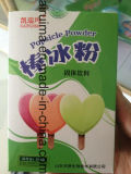 Eiscreme-Puder/weiches Eiscreme-Puder/selbst gemachtes Eiscreme-Puder