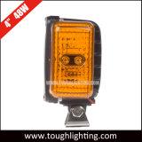 "4 "" 48W는 크리 사람 옆 마커 램프를 가진 정연한 LED 일 빛을 방수 처리한다"