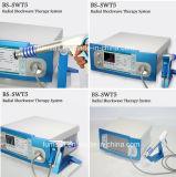 Eswtの衝撃波療法システムとのFasciitisのPlantar処置