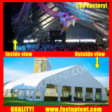 Curve Marquee Tent for Swimming Pool in Size 30X40m 30m X 40m 30 by 40 40X30 40m X 30m