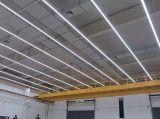 2018 Hot! Suspendido Trunking lineal LED luz para la oficina, iluminación de supermercados