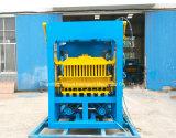 Betão Automática4-15 Qt/bloco de cimento/máquina para fabricação de tijolos