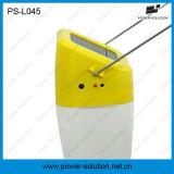 Lámpara que acampa al aire libre solar portable con garantía de 2 años y el panel solar de Sunpower