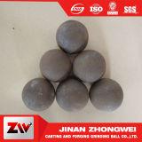 Venta caliente de acero forjado de medios de molienda de bolas Molino de bolas en China