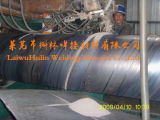 Tipo fluxo Sj501 do Aluminato-Titânio da alta qualidade para a soldadura de alta velocidade da placa fina