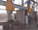 Automatische Marmorblock-Brücken-Ausschnitt-Maschine mit zwei Schaufeln