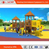 Populaire Dierlijke van de Openlucht van Kinderen Grappige van de Dia Reeks Apparatuur van de Speelplaats (hd-MZ047)