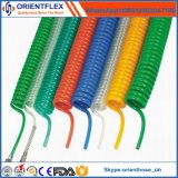 中国の製造業者の供給PUの螺線形のコイルのホース