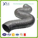 12mic適用範囲が広い送風管のためのアルミニウムによって金属で処理されるポリエステル・フィルム