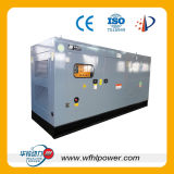 無声ガスGenset 20-200kw Hualing