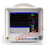 """12.1 """" Anästhesie-Patienten-Überwachungsgerät des Multi-ParameterScreen-Etco2 IBP"""
