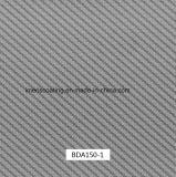 0.5m屋外項目のための広いカーボンファイバーのHydrographicsの印刷のフィルム、水転送の印刷、PVA、液体の画像のフィルムおよび車は分ける(BDA147)