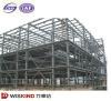 Fabbrica materiale chiara della struttura d'acciaio con il materiale della trave di acciaio