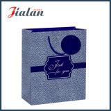 Commerce de gros Emballage de cadeau papier imprimé Shopping sacs-cadeaux de transporteur