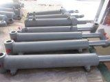 Cilindro hidráulico para la protección del cultivo