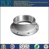 Flangia lavorante dell'alluminio di alta precisione di CNC del rifornimento della Cina
