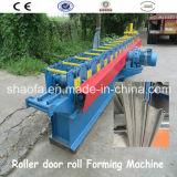 Máquina rolante de rolo de porta de obturador de rolo
