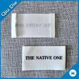 Accessoires de mode estampés par coutume de coton pour des vêtements