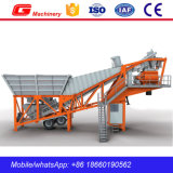 Usine de traitement en lots concrète mobile 35m3/H de fabrication de la Chine à vendre