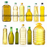 Aceite líquido embotellado y etiquetado Máquina Tapadora