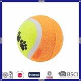 Balle de tennis à bas prix et haute qualité pour animaux de compagnie