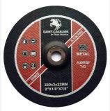 切断の車輪の切断のDicsの研摩剤230X3X22.2
