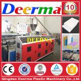 Croûte de PVC de haute qualité de la plaque de mousse de la machinerie