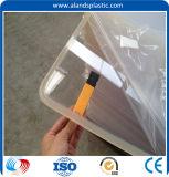Strato acrilico del plexiglass dello strato di Transparente Acrilico/Galss