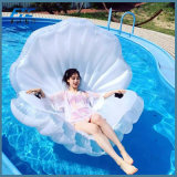 De goedkope Reuze Opblaasbare Drijvende Shell van de Rij Vlotter van de Pool