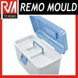 Moulage par injection en plastique d'armoire à pharmacie de moulage médical de cadre