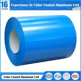 Bobina di alluminio del rivestimento di colore della pittura di PE/PVDF per i pannelli di rivestimento parete interna/esterna
