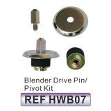 pièces de rechange de verre / Plastique alimentaire des fruits et légumes Jar Blender (HWB07)