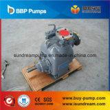 Bomba de fango accionada por el motor diesel del lodo del oscurecimiento del uno mismo