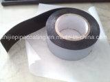 Goma de betún PE anticorrosión de metro de cinta adhesiva de doble cara