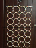 Colgador de la bufanda, multifuncionales Colgadores, bufanda anillo colgador