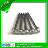 Personnalisé fait vis en acier inoxydable pour ventilateur électrique