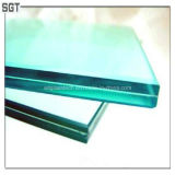 6.38mm 10.38mm Low Iron Laminated Safety Glass con PVB