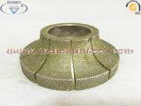 Ый диамант профилирующ колесо для мраморный известняка