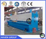 QC12k-4X3200 CNC 유압 그네 광속 깎는 기계