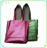 Sac non tissé non tissé de sac de cadeau de sac stratifié par achats non-tissés