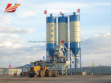Hzs35 Ready-Mixed planta de procesamiento por lotes de hormigón de cemento, mini planta mezcladora de concreto