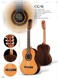 Строка инструментов производства ламинированной классическая гитара
