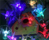 LEDのトンボを変更するカラーの太陽風のチャイムライト